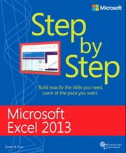 Microsoft Excel 2013 Step By Step ebook by Curtis Frye
