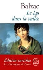 Le Lys dans la vallée ebook by Honoré de Balzac
