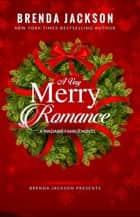 A Very Merry Romance ebook by Brenda Jackson
