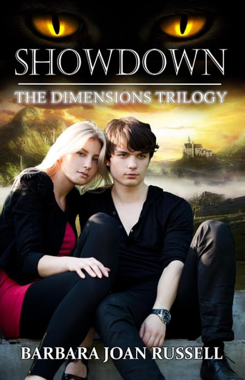 Showdown - The Dimensions, #3 ebook by Barbara Joan Russell