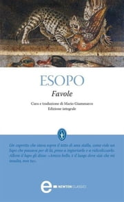 Favole ebook by Esopo