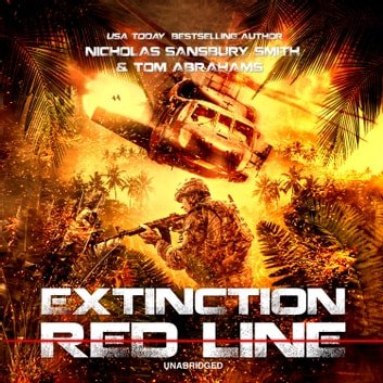 Extinction Red Line audiobook by Tom Abrahams,Nicholas Sansbury Smith