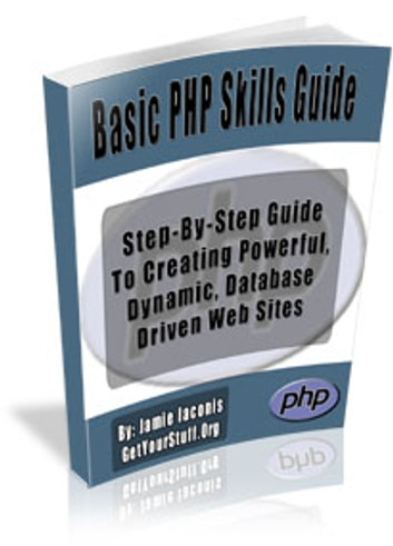 Learn How To Install PHP/mySQL Scripts ebook by Jamie Iaconis