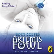 Artemis Fowl and the Time Paradox audiobook by Eoin Colfer