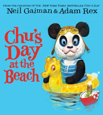 Chu's Day at the Beach eBook by Neil Gaiman