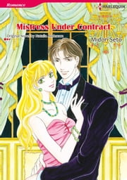 MISTRESS UNDER CONTRACT - Harlequin Comics ebook by Natalie Anderson,Midori Seto