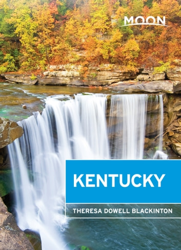 Moon Kentucky ebook by Theresa  Dowell Blackinton