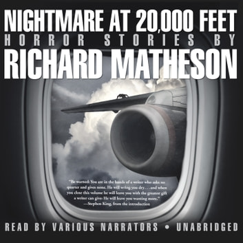 Nightmare at 20,000 Feet - Horror Stories audiobook by Richard Matheson