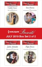 Harlequin Presents - July 2019 - Box Set 2 of 2 eBook by Caitlin Crews, Jackie Ashenden, Tara Pammi,...