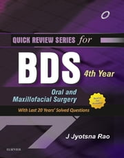 QRS for BDS 4th Year - Oral and Maxillofacial Surgery ebook by Jyotsna Rao