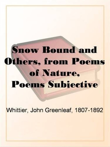 an analysis of the poem telling the bees by john greenleaf whittier An american poet and editor, john greenleaf whittier was born december 17, 1807, in haverhill, massachusetts the son of two devout quakers, he grew up on the family farm and had little formal schooling.