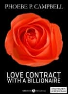 Love Contract with a Billionaire – 3 (Deutsche Version) ebook by Phoebe P. Campbell