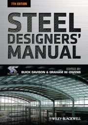 Steel Designers' Manual ebook by SCI (Steel Construction Institute),Buick Davison,Graham W. Owens