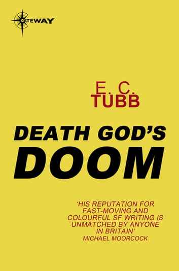 Death God's Doom ebook by E.C. Tubb