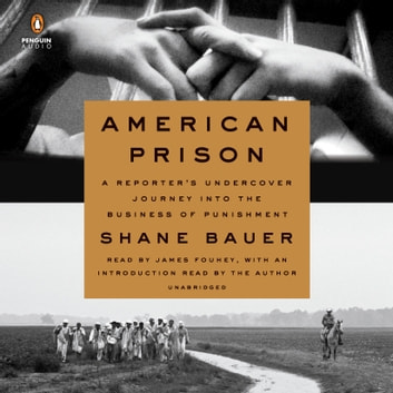 American Prison - A Reporter's Undercover Journey into the Business of Punishment audiobook by Shane Bauer