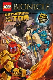 LEGO Bionicle: Gathering of the Toa (Graphic Novel #1) ebook by Ryder Windham