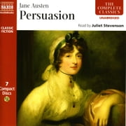 Persuasion Áudiolivro by Jane Austen