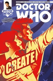 Doctor Who: The Tenth Doctor #5 ebook by Nick Abadzis,Elena Casagrande,Arianna Florean