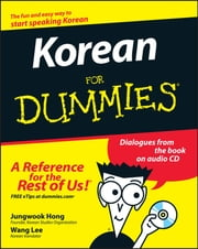 Korean For Dummies ebook by Jungwook Hong