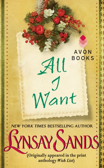 All I Want ebook by Lynsay Sands