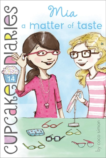 Mia a Matter of Taste ebook by Coco Simon