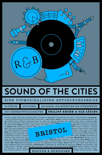 Sound of the Cities - Bristol - Eine Popmusikalische Entdeckungsreise ebook by Philipp Krohn,Ole Löding
