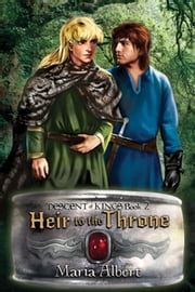 Heir to the Throne ebook by Maria Albert