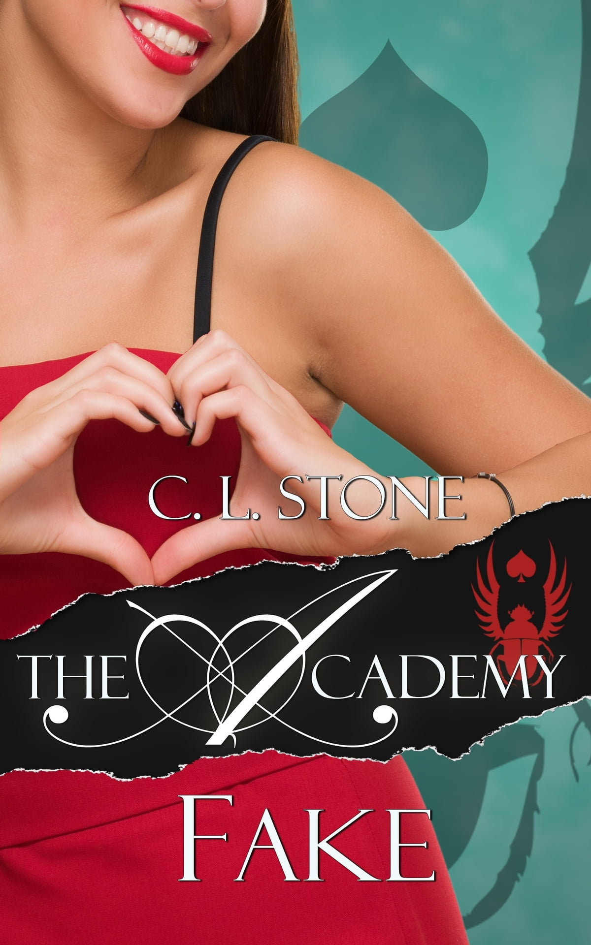 The Academy  Fake  The Scarab Beetle Series #3 Ebook By C L Stone
