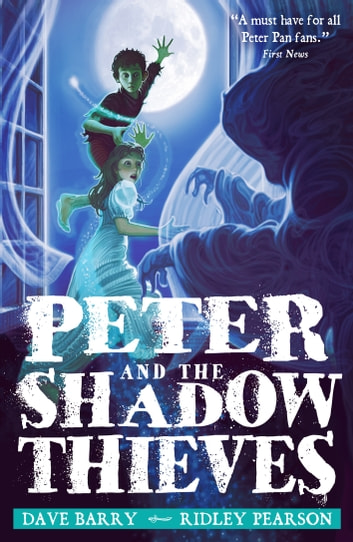 Peter and the Shadow Thieves ebook by Dave Barry,Ridley Pearson