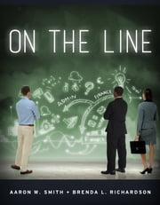 On the Line - Positioning Your Small Business to Survive Ordinary and Extraordinary Events ebook by Aaron W.  Smith,Brenda L. Richardson