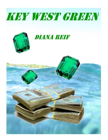 Key West Green ebook by Diana Reif