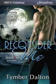 Reconsider Me ebook by Tymber Dalton