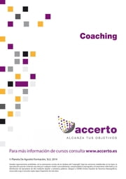 Coaching ebook by Accerto
