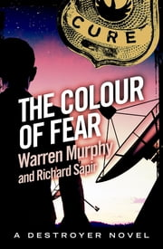 The Colour of Fear - Number 99 in Series ekitaplar by Richard Sapir, Warren Murphy