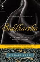 Siddhartha ebook by Hermann Hesse, Susan Bernofsky