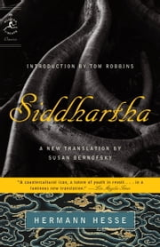 Siddhartha ebook by Hermann Hesse,Susan Bernofsky