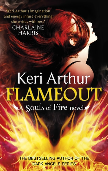 Flameout ebook by Keri Arthur