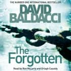 The Forgotten audiobook by David Baldacci