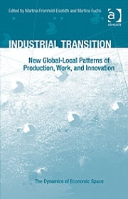 Industrial Transition - New Global-Local Patterns of Production, Work, and Innovation ebook by Prof Dr Martina Fuchs,Prof Dr Martina Fromhold-Eisebith,Prof Dr Christine Tamásy