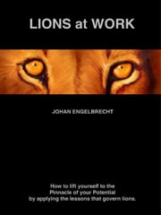 Lions at Work ebook by Engelbrecht,Johan