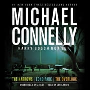 Harry Bosch Box Set luisterboek by Michael Connelly