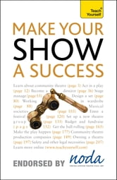 Make Your Show a Success: Teach Yourself ebook by Nicholas Gibbs