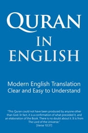 Quran in English - Quran in Modern English ebook by Talal Itani