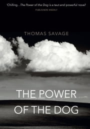 The Power of the Dog ekitaplar by Thomas Savage, Annie Proulx