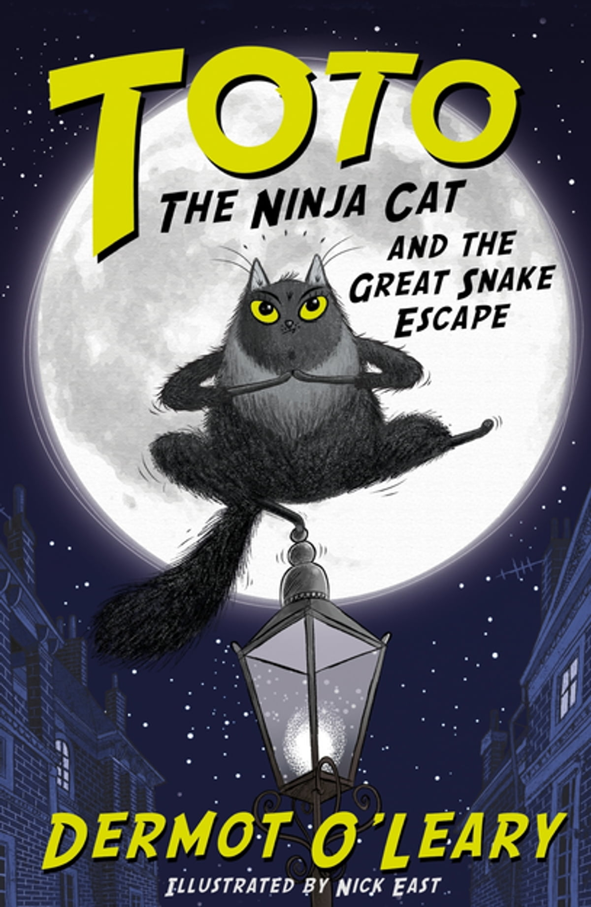 Toto the Ninja Cat and the Great Snake Escape eBook by Dermot O ...