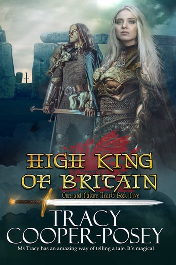 High King of Britain ebook by Tracy Cooper-Posey
