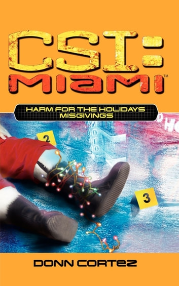 Harm for the Holidays: Misgivings - Misgivings ebook by Donn Cortez