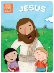 Jesus ebook by B&H Kids Editorial Staff,Holli Conger
