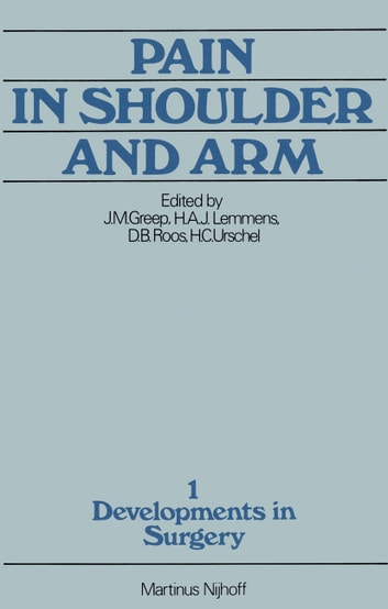 Pain in Shoulder and Arm - An Integrated View ebook by