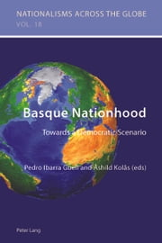 Basque Nationhood ebook by Pedro Ibarra Güell,Åshild Kolås
